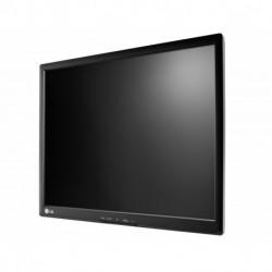 LG 17MB15T Touchscreen-Monitor 43,2 cm (17 Zoll) 1280 x 1024 Pixel Schwarz Multi-Nutzer