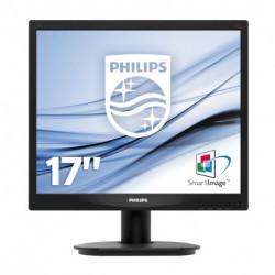 Philips S Line Moniteur LCD, rétroéclairage LED 17S4LSB/00