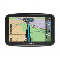 TomTom Start 62 EU45 Navigationssystem 15,2 cm (6 Zoll) Touchscreen Tragbar / Fixiert Schwarz 280 g