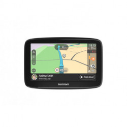 TomTom GO Basic Navigationssystem 12,7 cm (5 Zoll) Touchscreen Fixed Schwarz 201 g