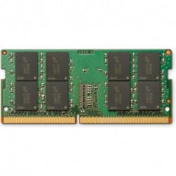 HP Mémoire RAM UDIMM 4 Go DDR4-2400, non ECC