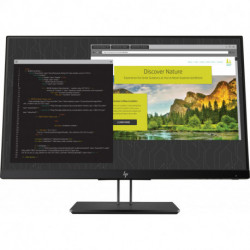 HP Z24nf G2 computer monitor 60.5 cm (23.8) Full HD LED Flat Matt Black