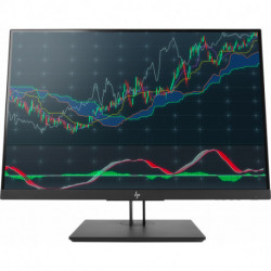 HP Z24n G2 LED display 61 cm (24) WUXGA Plana Negro