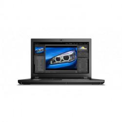 Lenovo ThinkPad P52 Schwarz Mobiler Arbeitsplatz 39,6 cm (15.6 Zoll) 1920 x 1080 Pixel Intel® Core™ i7 der achten 20M90017IX