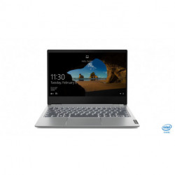 Lenovo ThinkBook 13s Grey Notebook 33.8 cm (13.3) 1920 x 1080 pixels 8th gen Intel® Core™ i7 i7-8565U 16 GB DDR4-SDRAM 512 G...