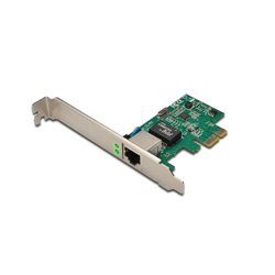 Digitus DN-10130 adaptador y tarjeta de red Ethernet 1000 Mbit/s Interno