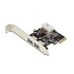 Digitus DS-30220-4 carte et adaptateur d'interfaces USB 3.0 Interne