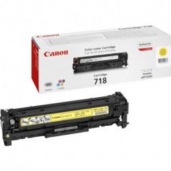 Canon CRG-718 Y Original Jaune 1 pièce(s)