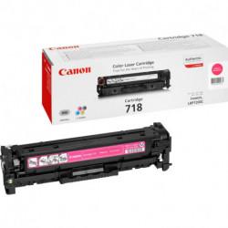 Canon CRG-718 M Original Magenta 1 pieza(s)
