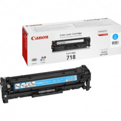 Canon CRG-718 C Original Cyan 1 pièce(s)