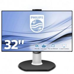 Philips 4K P Line LCD-Monitor mit USB-C-Dock 329P9H