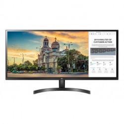 LG 34WK500 Computerbildschirm 86,4 cm (34 Zoll) UltraWide Full HD LED Flach Schwarz