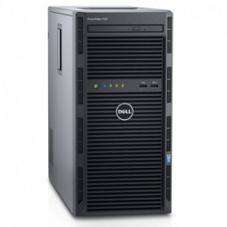 DELL PowerEdge T130 serveur 3 GHz Intel® Xeon® E3 v6 E3-1220 v6 Mini Tour 290 W 3DJ8G