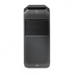 HP Z4 G4 Intel® Core™ X-Serie i9-7900X 16 GB DDR4-SDRAM 512 GB SSD Schwarz Mini Tower Arbeitsstation