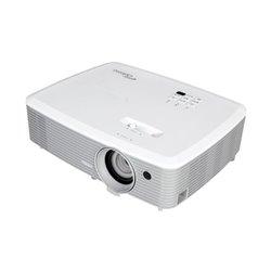 Optoma EH345 Beamer 3200 ANSI Lumen DLP 1080p (1920x1080) 3D Tragbarer Projektor Weiß