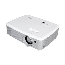 Optoma EH345 data projector 3200 ANSI lumens DLP 1080p (1920x1080) 3D Portable projector White