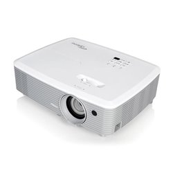 Optoma EH400 data projector 4000 ANSI lumens DLP 1080p (1920x1080) 3D Portable projector Grey