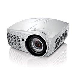 Optoma EH415ST Beamer 3500 ANSI Lumen DLP 1080p (1920x1080) 3D Desktop-Projektor Weiß