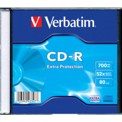 Verbatim CD-R Extra Protection 700 Mo