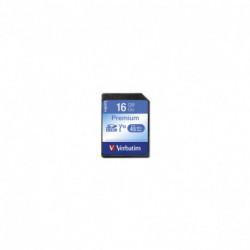 Verbatim Premium memoria flash 16 GB SDHC Clase 10