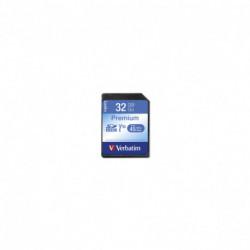 Verbatim Premium memory card 32 GB SDHC Class 10