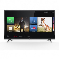 TCL 43DP600 TV 109,2 cm (43) 4K Ultra HD Smart TV Wifi Noir