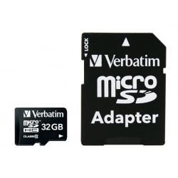 Verbatim Premium memoria flash 32 GB MicroSDHC Clase 10