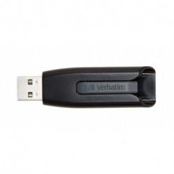 Verbatim V3 USB-Stick 64 GB USB Typ-A 3.0 (3.1 Gen 1) Schwarz, Grau