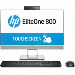 HP EliteOne 800 G4 60,5 cm (23.8 Zoll) 1920 x 1080 Pixel Touchscreen Intel® Core™ i5 der achten Generation i5-8500 8 GB 4KX02ET