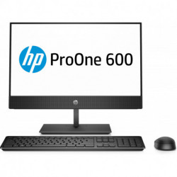 HP ProOne 600 G4 54.6 cm (21.5) 1920 x 1080 pixels 8th gen Intel® Core™ i5 i5-8500 8 GB DDR4-SDRAM 1000 GB HDD Black All-in-...