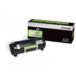 Lexmark 502 Original Black 1 pc(s)