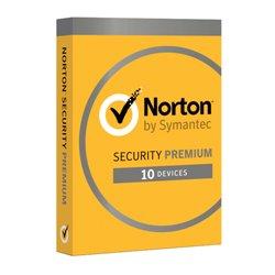 Symantec Norton Security Premium 3.0 Full license 1 license(s) 1 year(s) Italian
