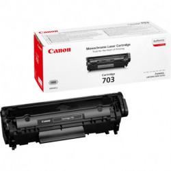 Canon 703 Original Noir 1 pièce(s)