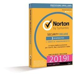 Symantec Norton Security Deluxe 3.0 2016 Licencia completa 1 licencia(s)