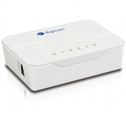 Digicom SWF05-T01 Fast Ethernet (10/100) Blanc