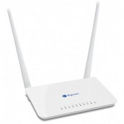 Digicom REW4GW30-T04 routeur sans fil Bi-bande (2,4 GHz / 5 GHz) Fast Ethernet 3G 4G Blanc