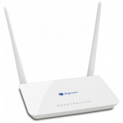 Digicom RAW304G-T07 router inalámbrico Ethernet rápido Blanco