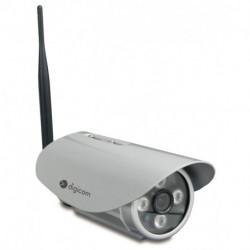Digicom IPC531-T03 Cámara de seguridad IP Interior Bala Techo/pared 1280 x 720 Pixeles