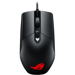 ASUS ROG Strix Impact ratón USB Óptico 5000 DPI Ambidextro