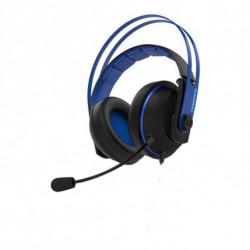 ASUS Cerberus V2 auricular con micrófono Diadema Binaural Negro, Azul