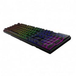 ASUS Cerberus Mech RGB clavier USB Italien Noir
