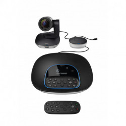 Logitech GROUP Videokonferenzsystem Group video conferencing system