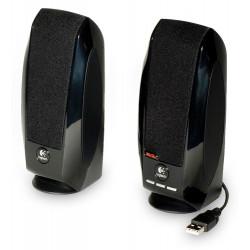 Logitech S150 loudspeaker 1.2 W Black Wired