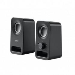 Logitech Z150 loudspeaker 6 W Black Wired 3.5 mm