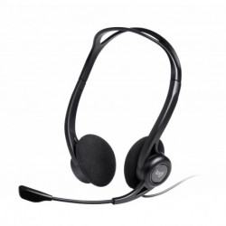 Logitech 960 USB Headset Kopfband Binaural Schwarz