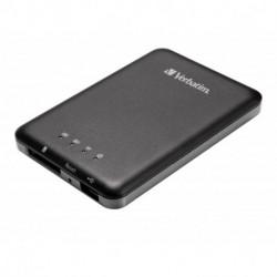 Verbatim MediaShare Wireless digital media player Wi-Fi Black