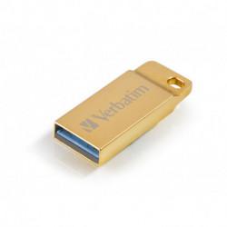 Verbatim Metal Executive USB flash drive 16 GB USB Type-A 3.0 (3.1 Gen 1) Gold 99104