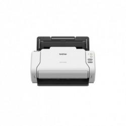 Brother ADS-2700W escaner 600 x 600 DPI Escáner con alimentador automático de documentos (ADF) Negro, Blanco A4