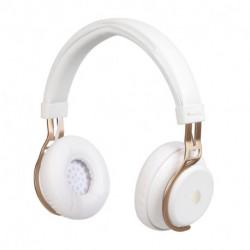 NGS Artica Lust mobile headset Binaural Head-band White