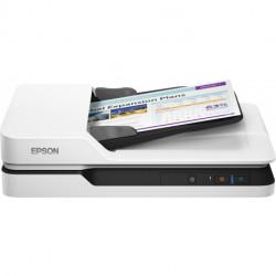 Epson WorkForce DS-1630 1200 x 1200 DPI Flatbed scanner Black,White A4 B11B239401